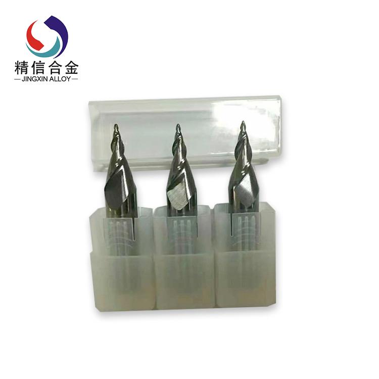 数控刀片_厂家批发 非标数控刀具 二节二刃铣刀 钨钢铣刀可定制