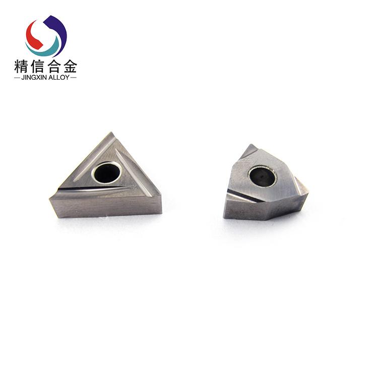 数控刀片_槽型外圆内孔60°三角车粒刀片TNMG160404L-2G金属陶瓷刀粒